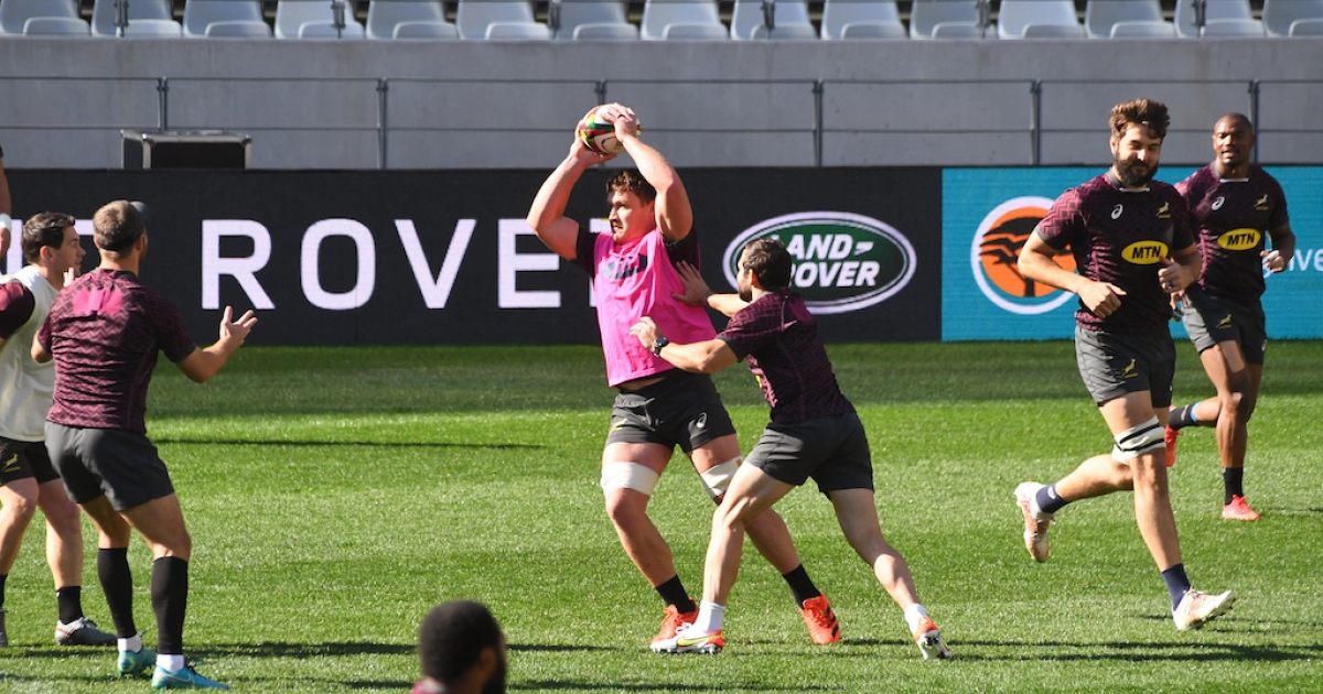 Rugby Championship | Victory non-negotiable for Boks