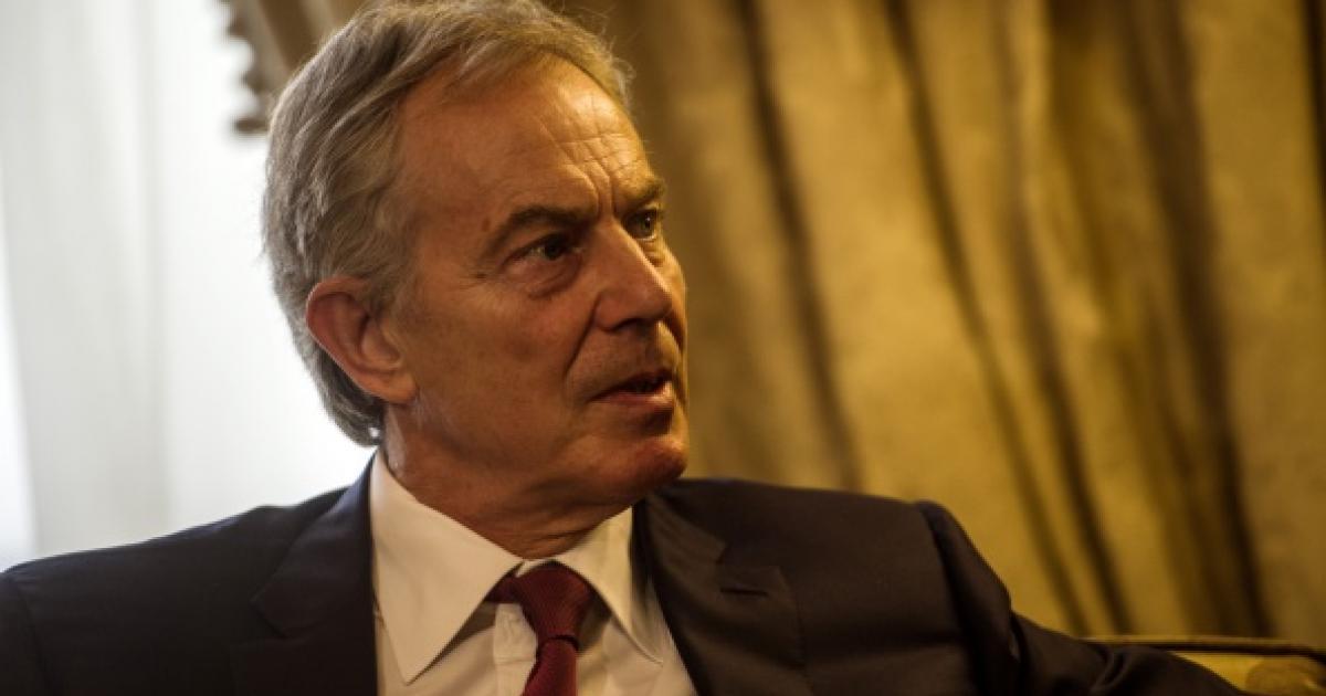 Blair gay tony