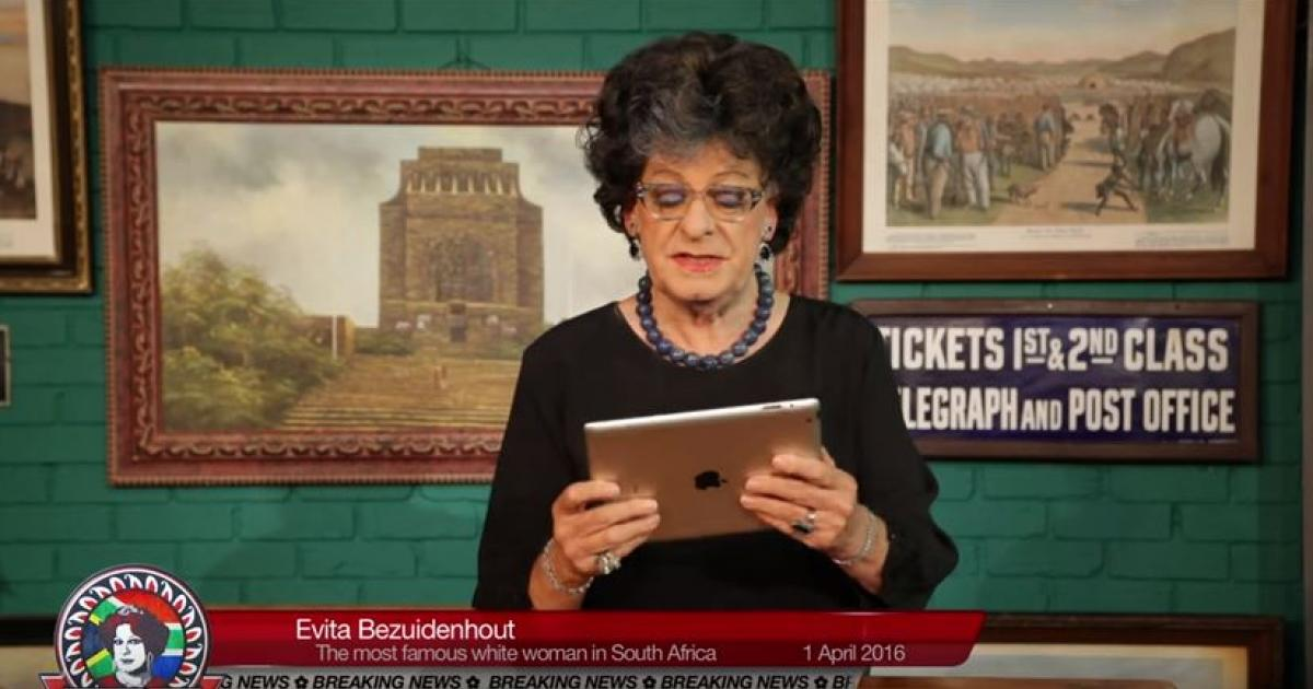Justice For Thoriso: Just In: Tannie Evita Announces Zuma's 'resignation'