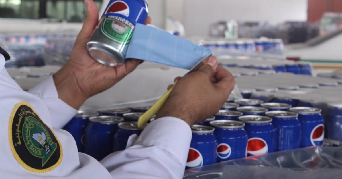 Saudi Arabia cracks case of smuggled beer disguised as Pepsi
