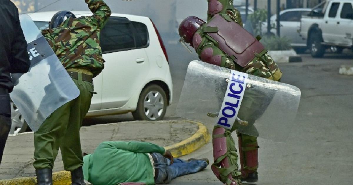HRW report: Worrying rise in police killings in Kenya