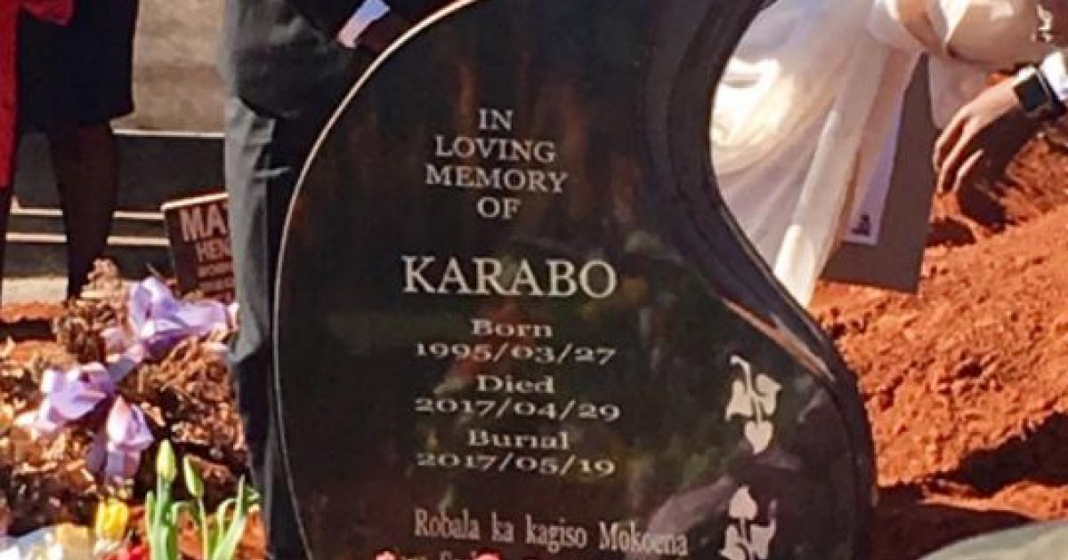 Karabo Mokoena Remembered As Bold Woman Enca