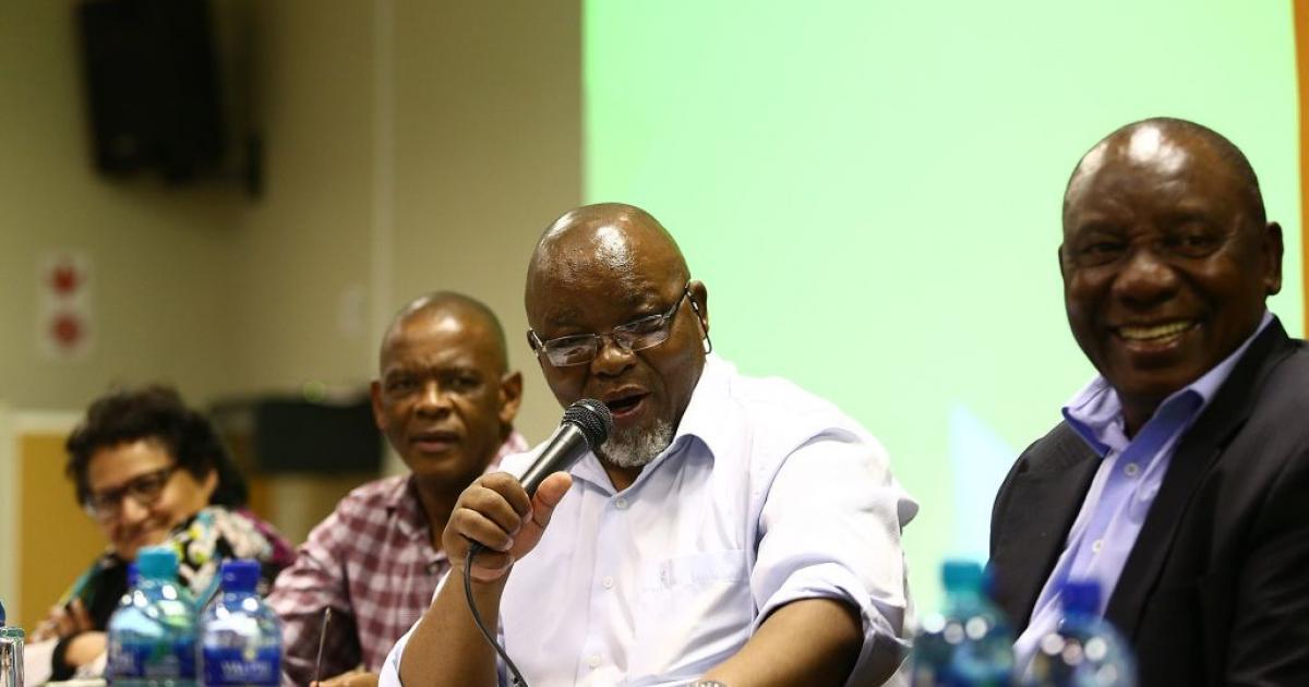 ANC-NUK verskuif die fokus op ekonomie - eNCA
