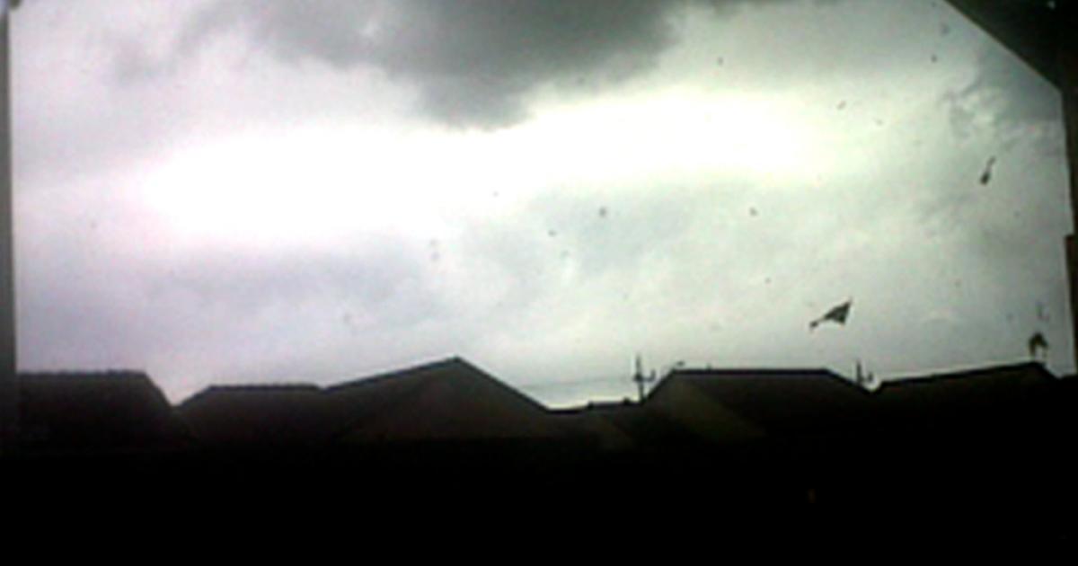 Watch Tornado Rips Through Protea Glen Enca