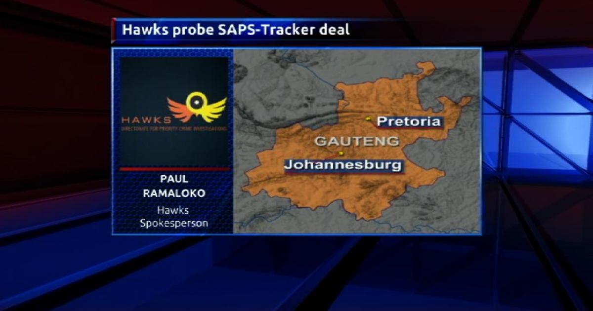 Hawks Claim SAPS And Tracker Under Investigation ENCA