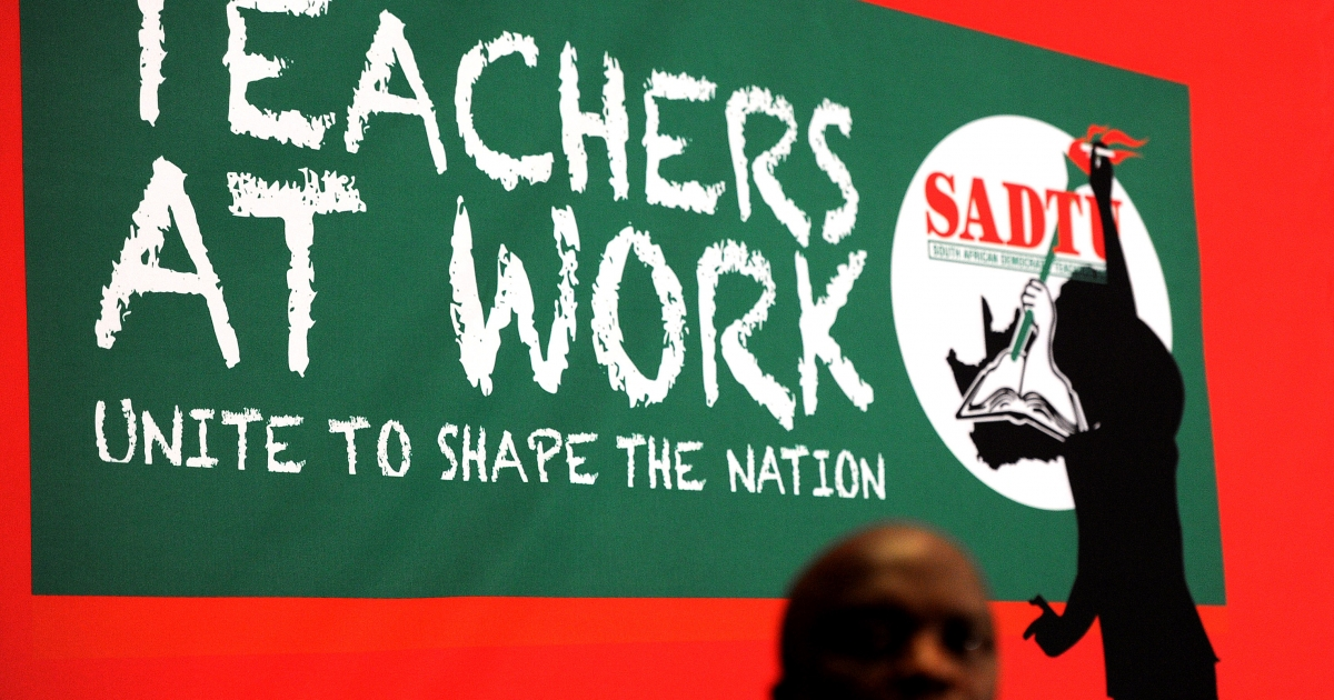 SA Lockdown: Back to school for teachers working from home - eNCA