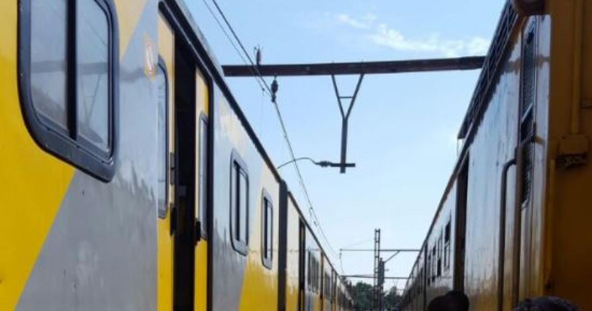 Female train driver stripped naked & attacked in Pretoria