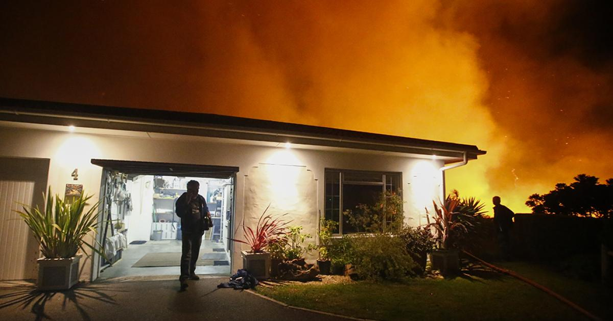 Does Life Insurance Cover Natural Disasters