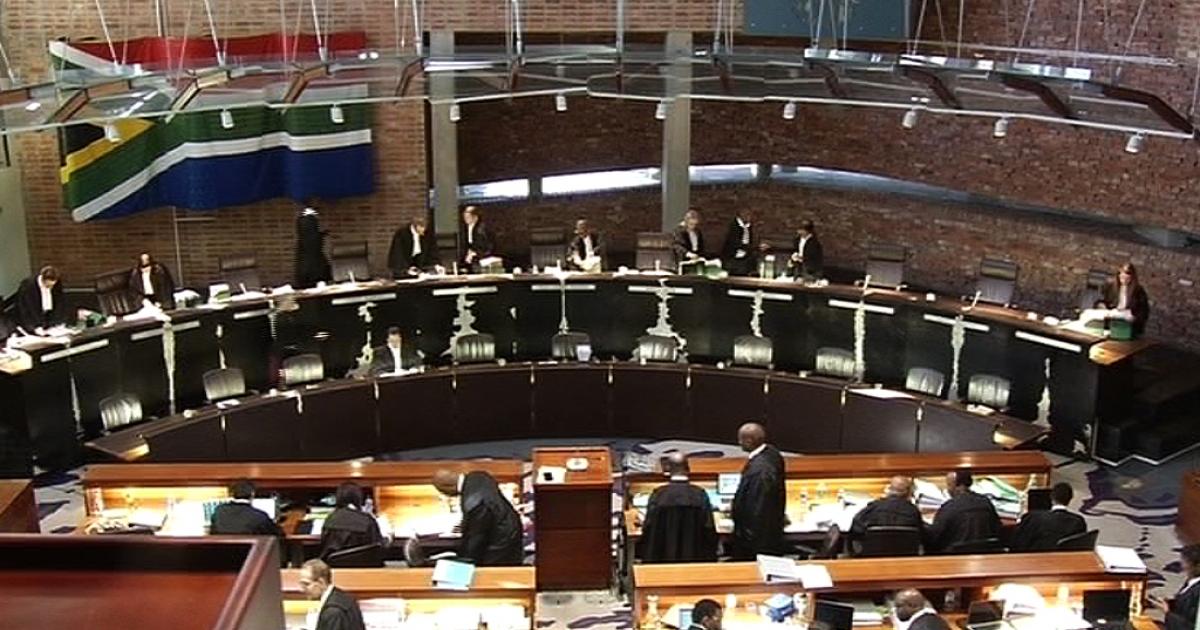 ConCourt dismisses EFF, PP appeal - eNCA