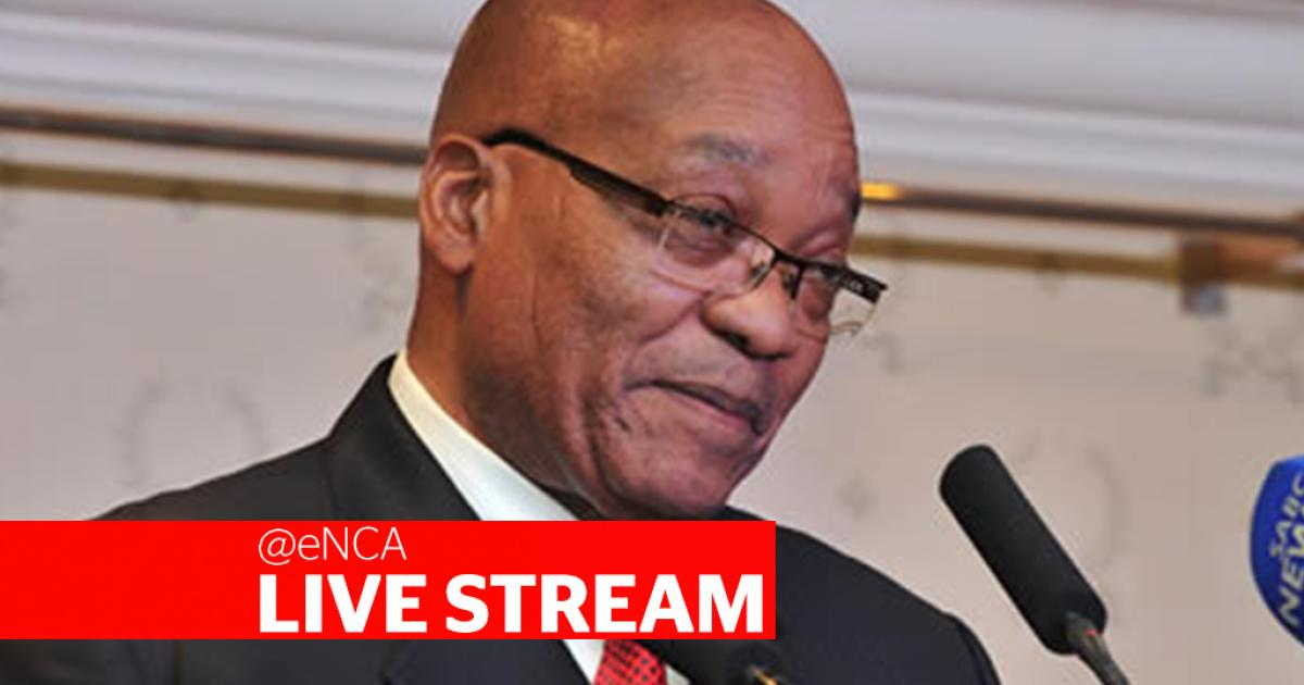 LIVESTREAM: State to put forward case at Zuma trial
