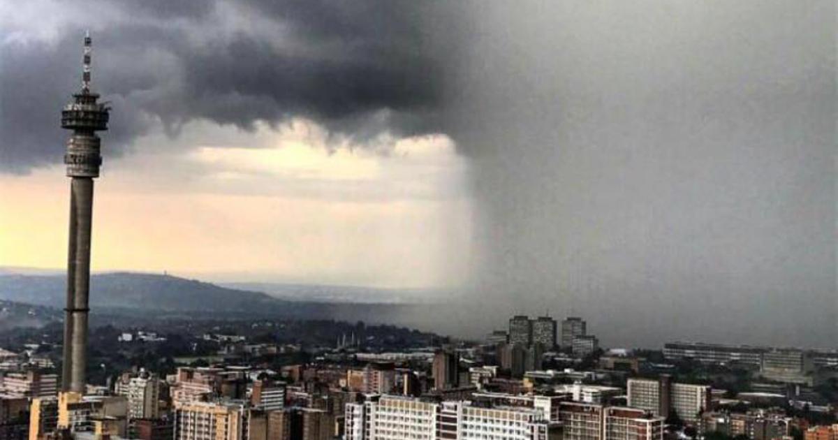 Load Shedding Johannesburg: Storm Returns To Johannesburg