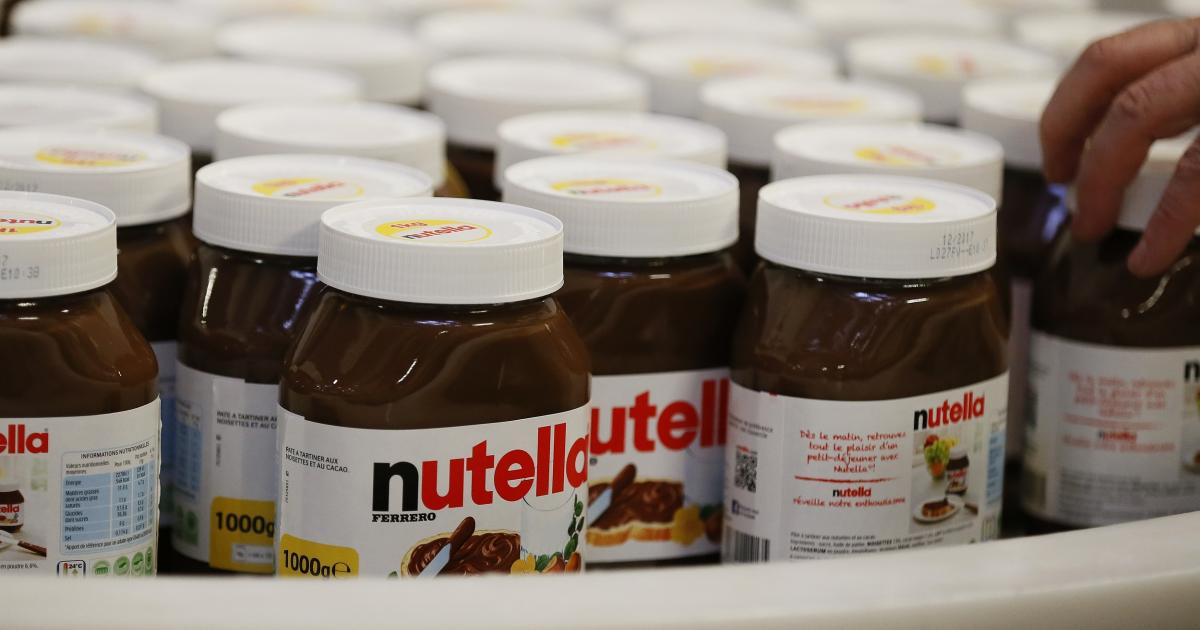 France sees no health reason for Nutella output stop