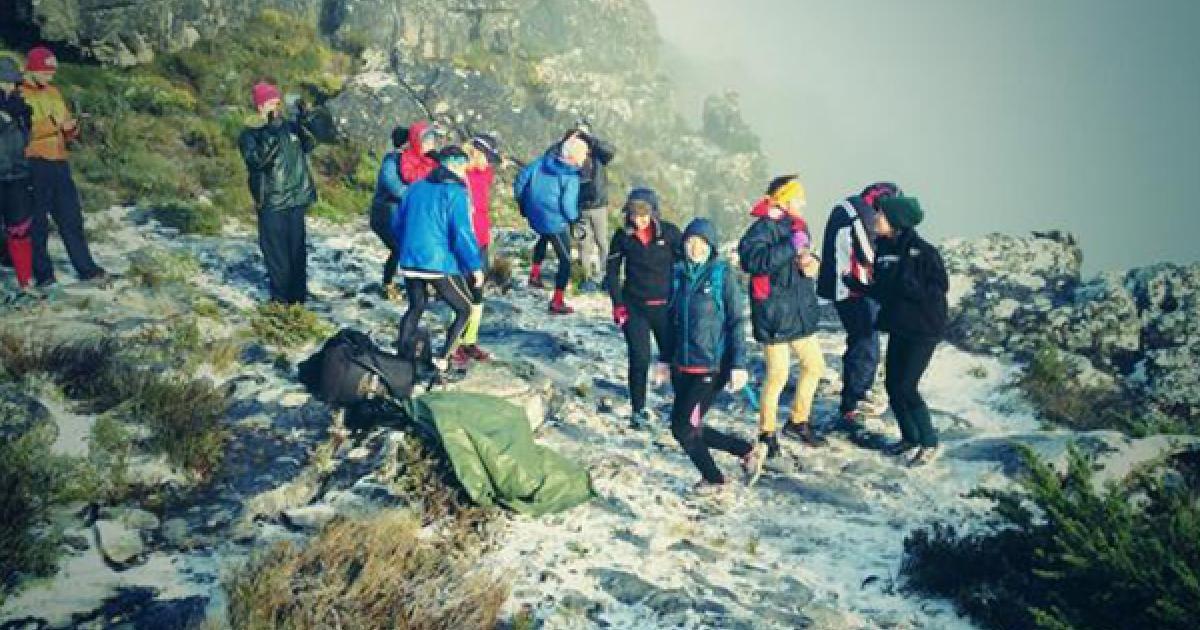 Stad om Tafelbergaanvalle aan te pak - eNCA