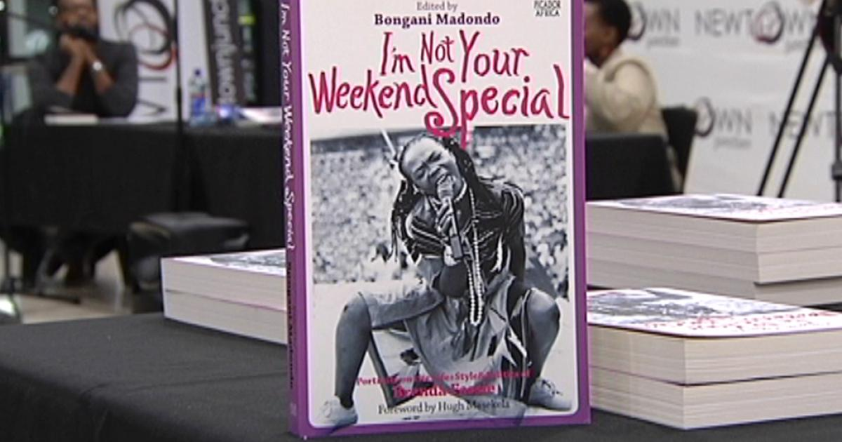 New book celebrates the life and times of Brenda Fassie | eNCA
