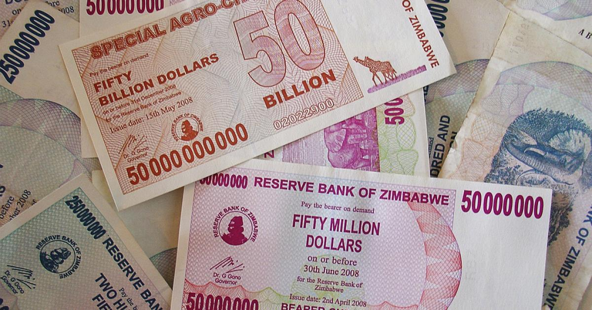New Zimbabwe Banknotes Fail To Arrive