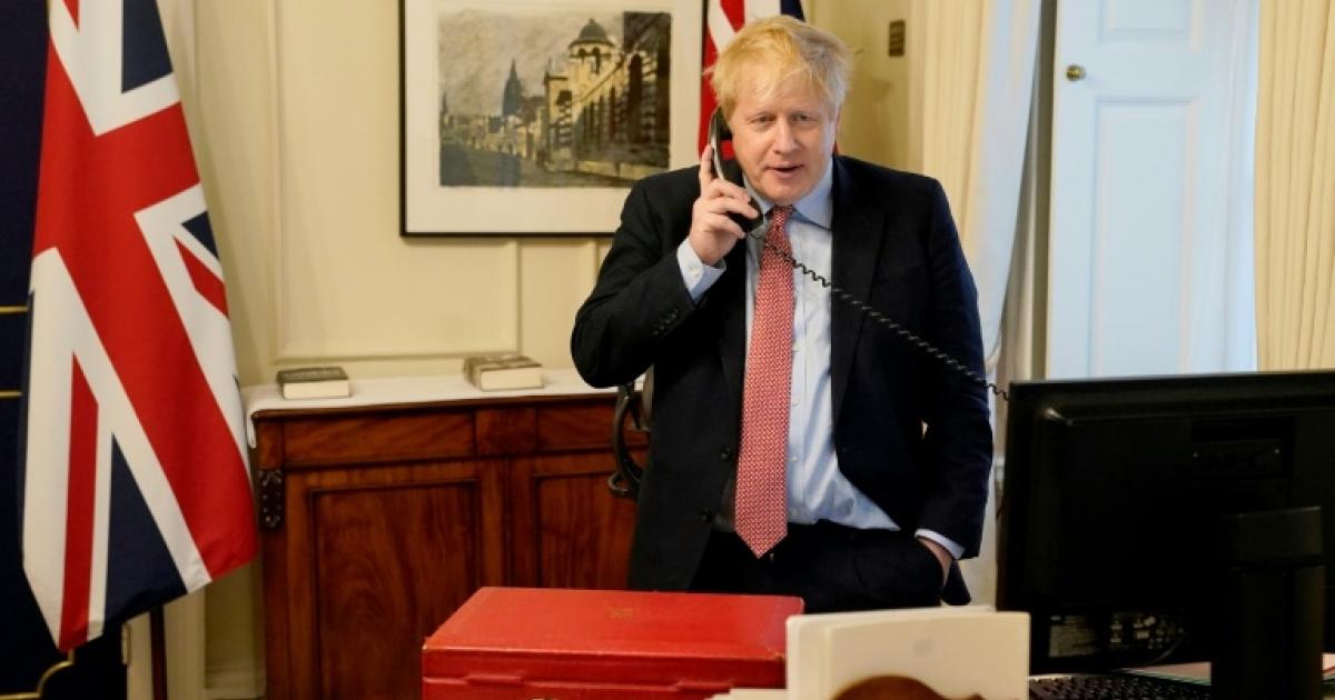 phone number for the prime minister boris johnson - photo #13