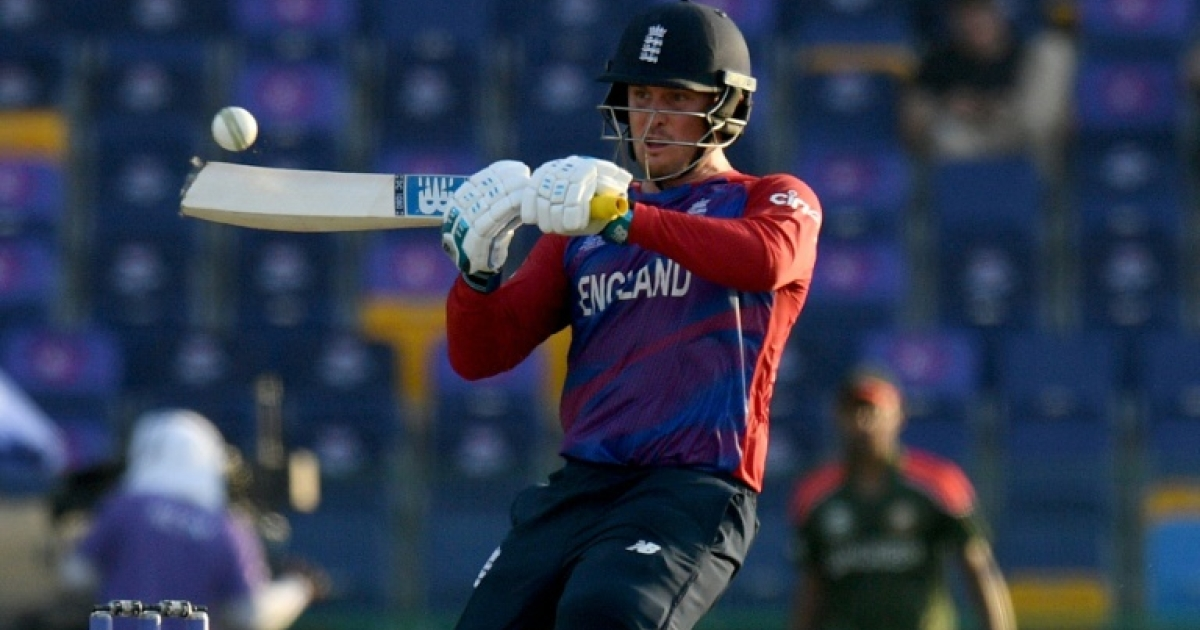 Roy praises bowlers for England's second T20 World Cup win