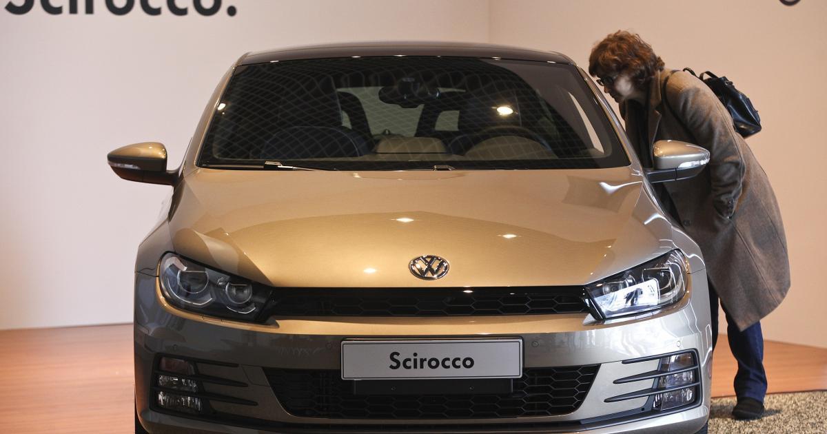 Volkswagen Scirocco facelift arrives in Mzansi | eNCA