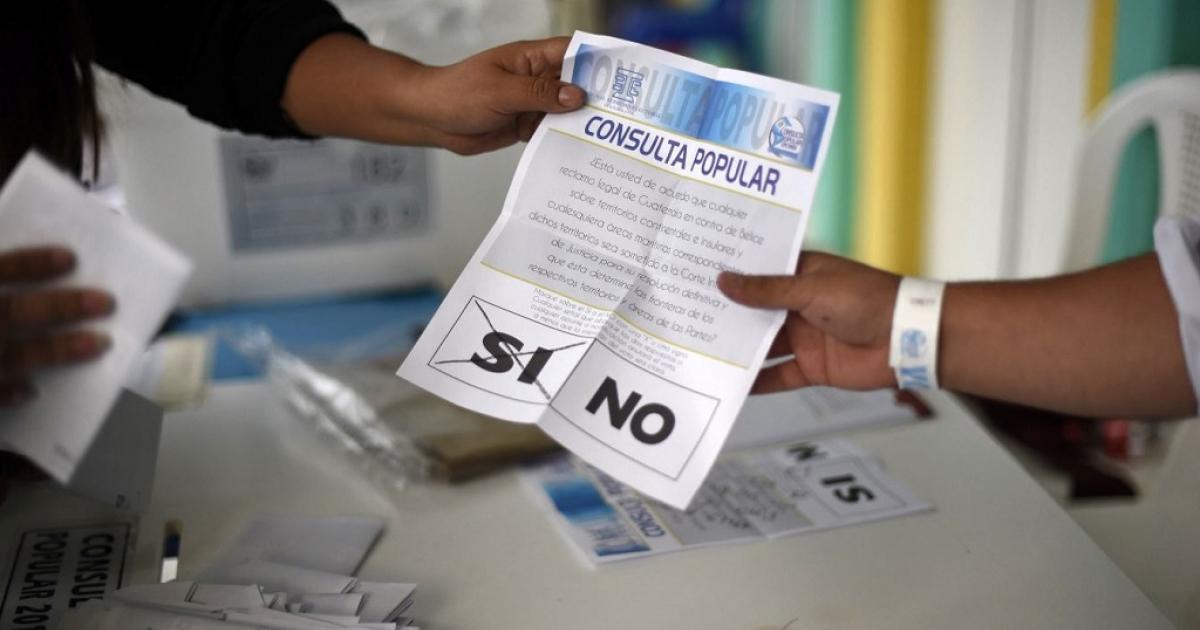 Guatemala Hails Vote To Send Belize Border Dispute International Court