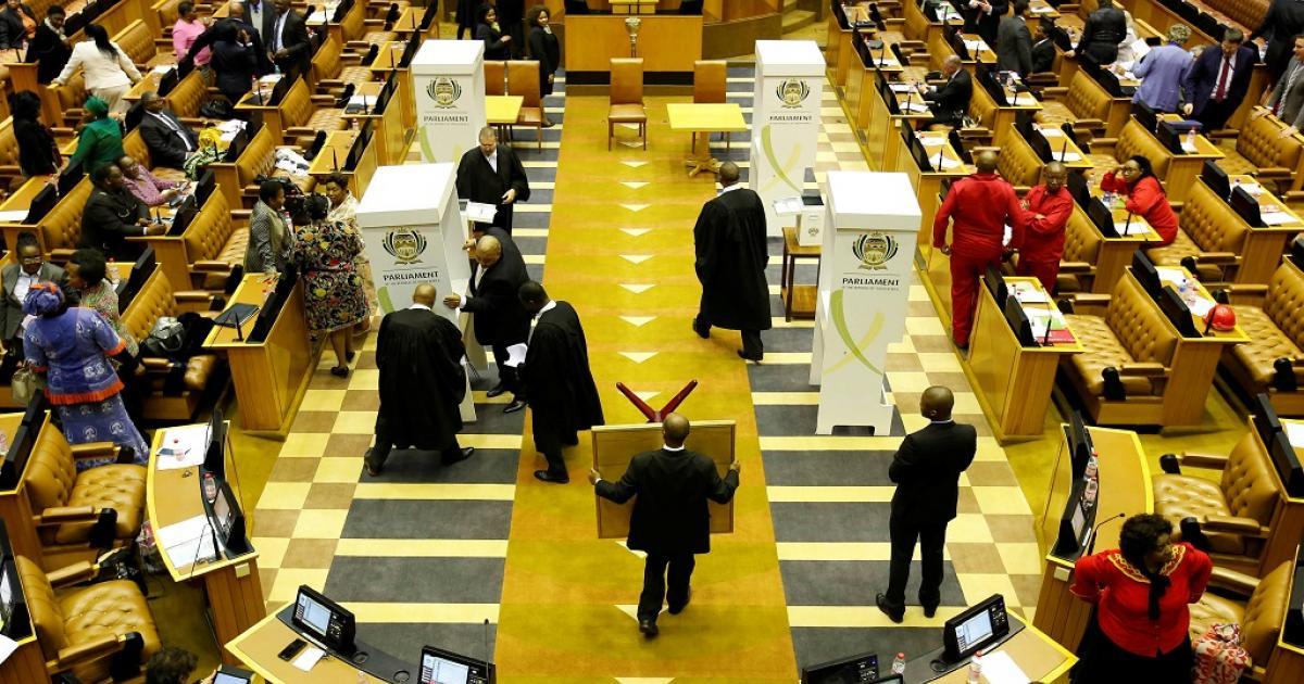 WATCH: Parliament seats allocation announced