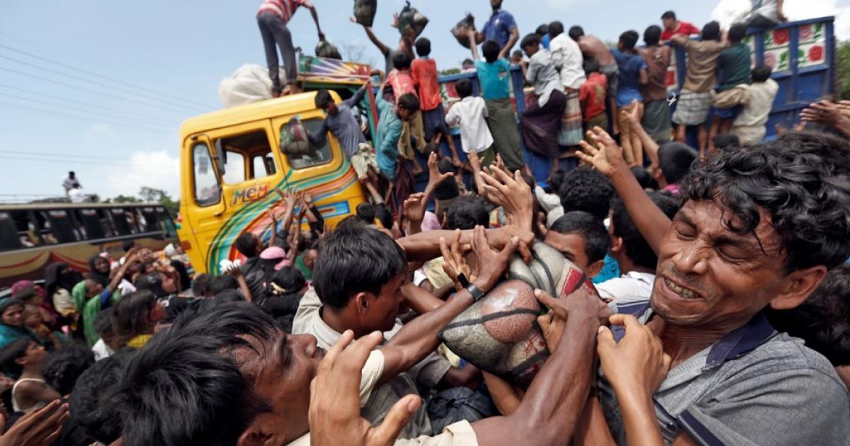Amnesty accuses Myanmar of imposing apartheid on