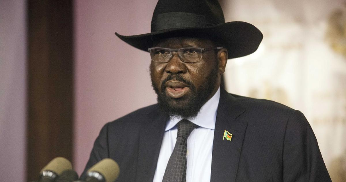 south sudan wants to alter constitution to extend kiirs