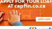 CAPFIN was founded in 2010 with a vision to provide customers with affordable loan products and services.