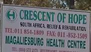Gauteng police are investigating a case of murder at the Crescent of Hope Drug Rehabilitation Centre.