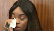 CherylZondi has been in tears several times during her testimony in the Eastern Cape High Court in Port Elizabeth.