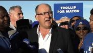 File: The Democratic Alliance's Athol Trollip was voted out in a no-confidence motion.