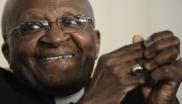 File: Archbishop Emeritus Desmond Tutu paid tribute to the late former vice-person of the TRC, Alex Boraine.