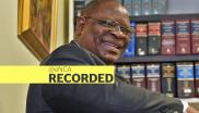 File: The Chairperson of the Commission ofInquiry into Allegations of State of Capture, Corruption and Fraud in the Public Sector including Organs of State, Deputy Chief Justice Zondo.