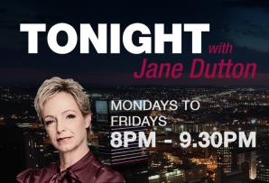Tonight with Jane Dutton