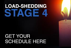 Load-shedding Stage 4