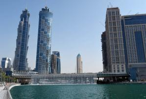 File: Dubai is a glitzy city-state which is part of the United Arab Emirates. (AFP)