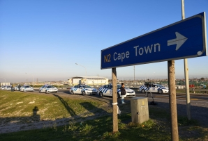 File: The City of Cape Town says its resources are stretched thin trying to prevent the illegal occupation of various parcels of land.