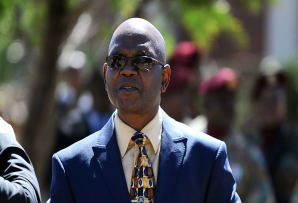 File: Former crime intelligence boss Richard Mdluli.
