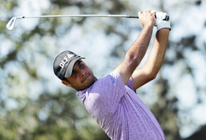 File: The event, last staged in 2017 and won by Shubhankar Sharma (pictured), is co-sanctioned by the European Tour and Sunshine Tour.