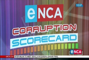eNCA corruption scorecard