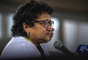 File: The ANC's Jessie Duarte.