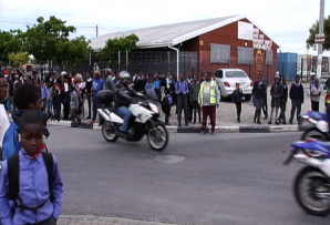 Delft GBV bike rally