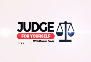 Renowned High Court Judge, Dennis Davis joins eNCA as the host of an intriguing, ground-breaking show Judge for Yourself.