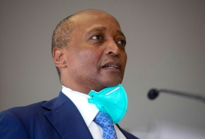 Patrice Motsepe has emerged as FIFA's preferred candidate to be the next president of the Confederation of African Football (CAF)