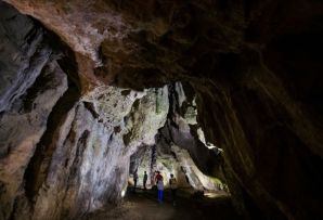 Remains found in the Bacho Kiro cave in Bulgaria date back 45,000 years in some cases