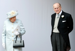 The Queen and Prince Philip were married in 1947