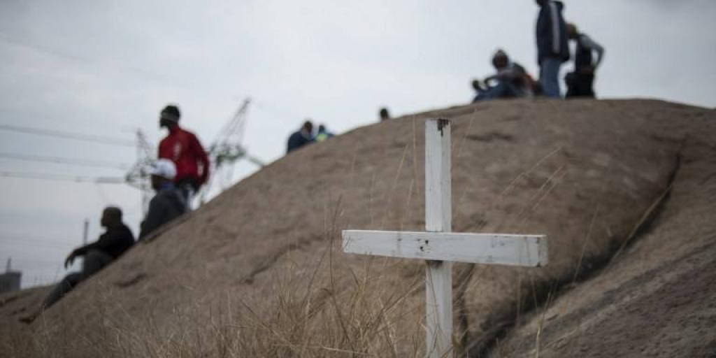 Seven years post-Marikana, mineworkers' lives not changed: Amcu