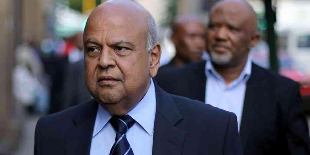 EFF guns for Gordhan on ignored letters