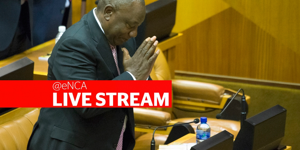 LIVESTREAM: President Ramaphosa Q&A in the NCOP