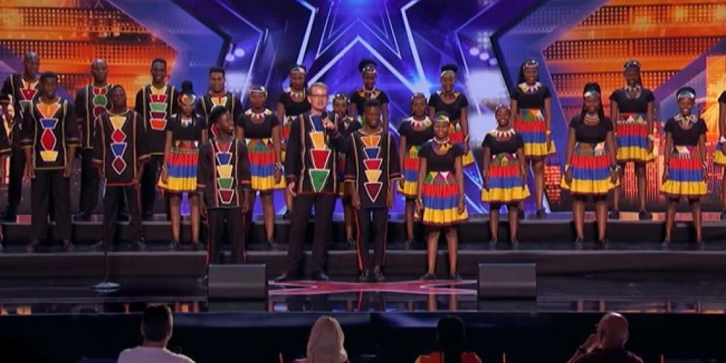 WATCH: Ndlovu Youth Choir wow AGT Judges