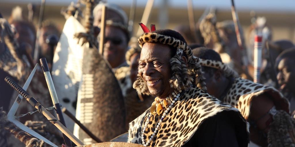 Zulu king issues order against gender based violence